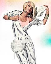 Keri Hilson - Fashion Against Aids