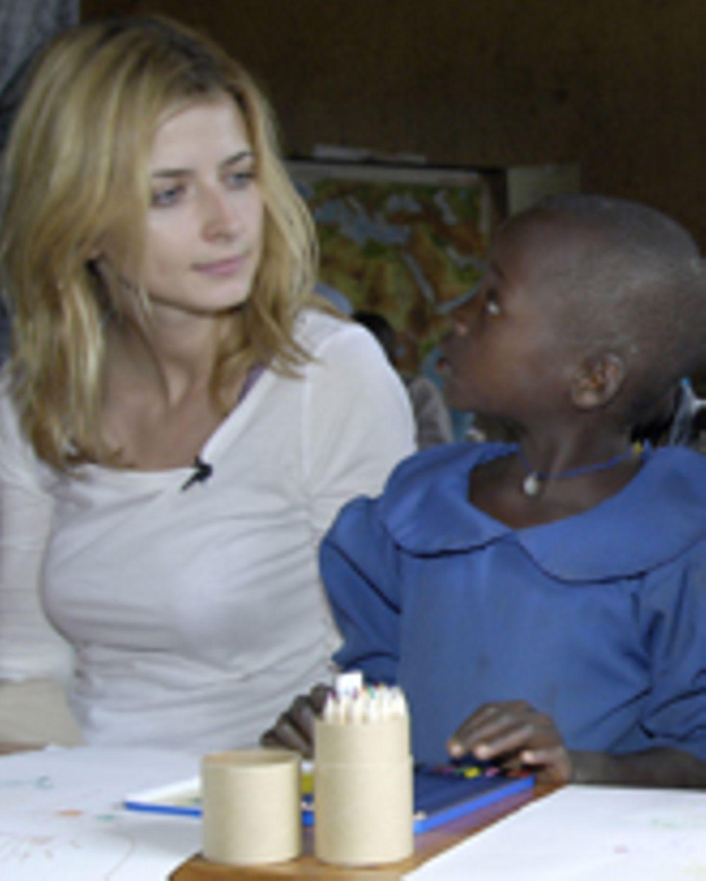 Girl's Day: Stars machen Schule