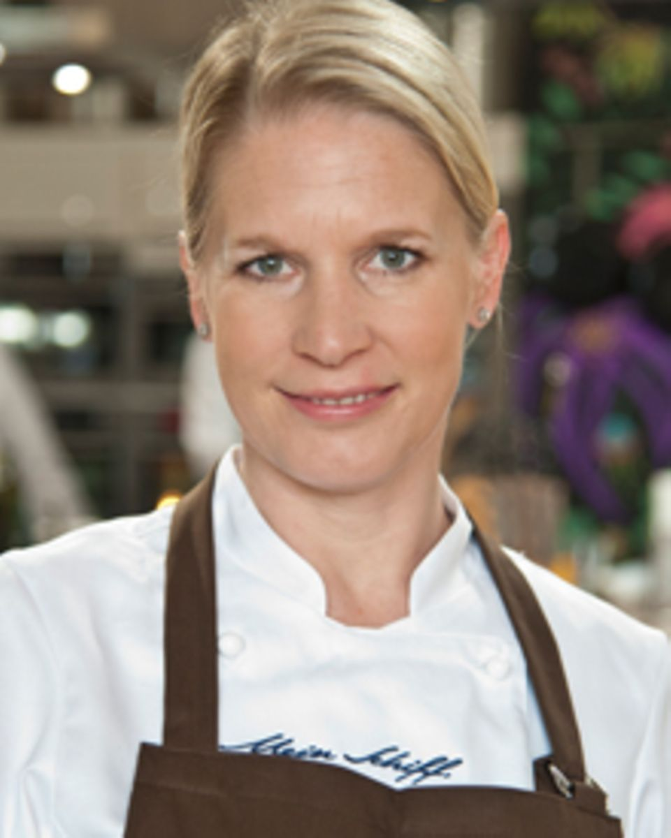 Für Cornelia Poletto, die gebürtige Hamburgerin ist, ist  es eine Ehre...