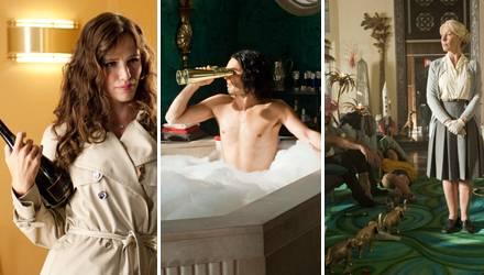 Drei Stars in einem Film: Jennifer Garner spielt Susan, Russell Brand spielt Arthur, Helen Mirren ist Dobson.