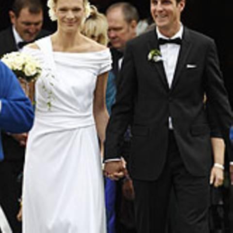 Maria Riesch, Marcus Höfl