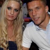 Monika Puchalski, Lukas Podolski