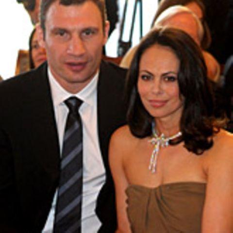 Vitali Klitschko, Natalia Klitschko