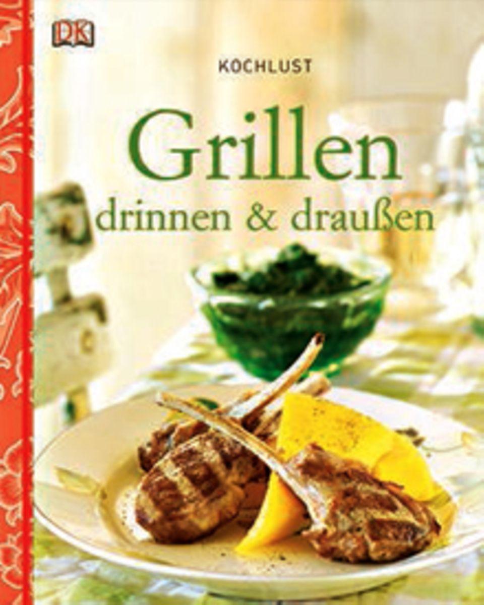 Mit 180 Rezepten für Holzkohle-, Gas-, Elektrogrill und Grillpfanne zeigt dieses Kochbuch, dass Grillen bei jedem Wetter möglich