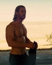 """Schöne Aussichten: """"Thors"""" Auftritt ist kein einmaliger, so viel steht schon fest."""