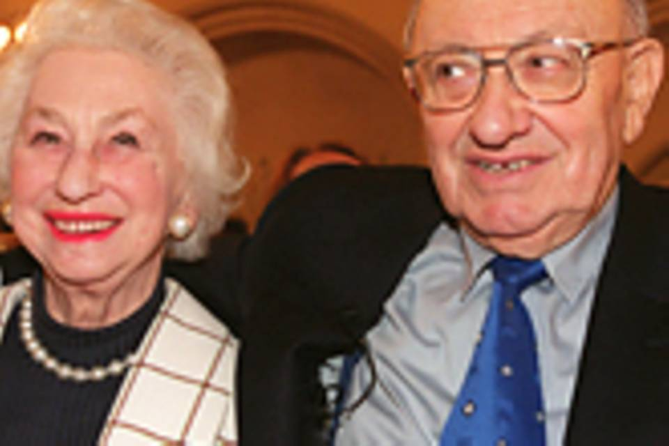 Teofila und Marcel Reich-Ranicki