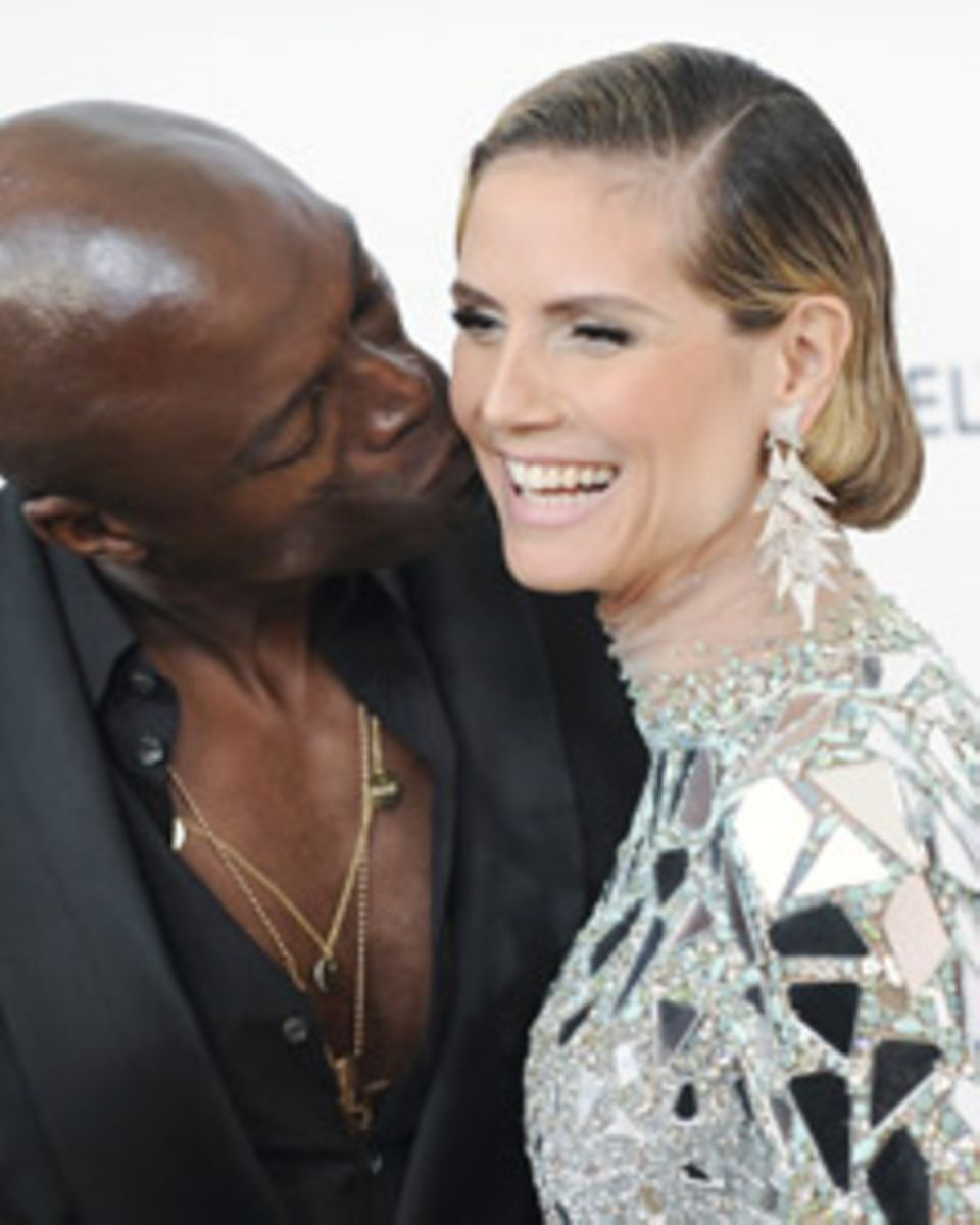 """Karl Lagerfeld über Heidi Klum und Seal: """"Die beiden scheinen Wert darauf zu legen, dass ich sie hasse."""""""