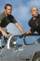 Paul Walker + Vin Diesel