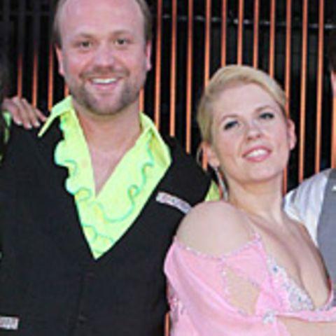Moritz A. Sachs, Maite Kelly (Let's Dance)
