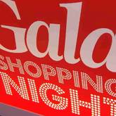 GALA Shopping Night