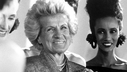 Die Gründerin: Margaretha Ley zeigte 1978 ihre erste Kollektion. Sie starb 1992.