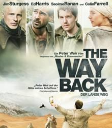 """""""The Way Back - Der lange Weg"""" kommt am 30. Juni in die deutschen Kinos."""