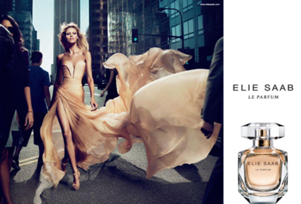 ELIE SAAB Le Parfum mit Anja Rubik