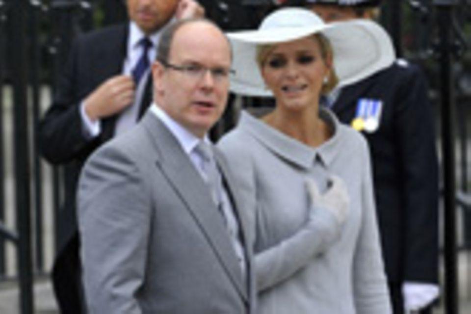 """Charlène Wittstock + Fürst Albert II.: """"Die Gefühle sind gewachsen"""""""