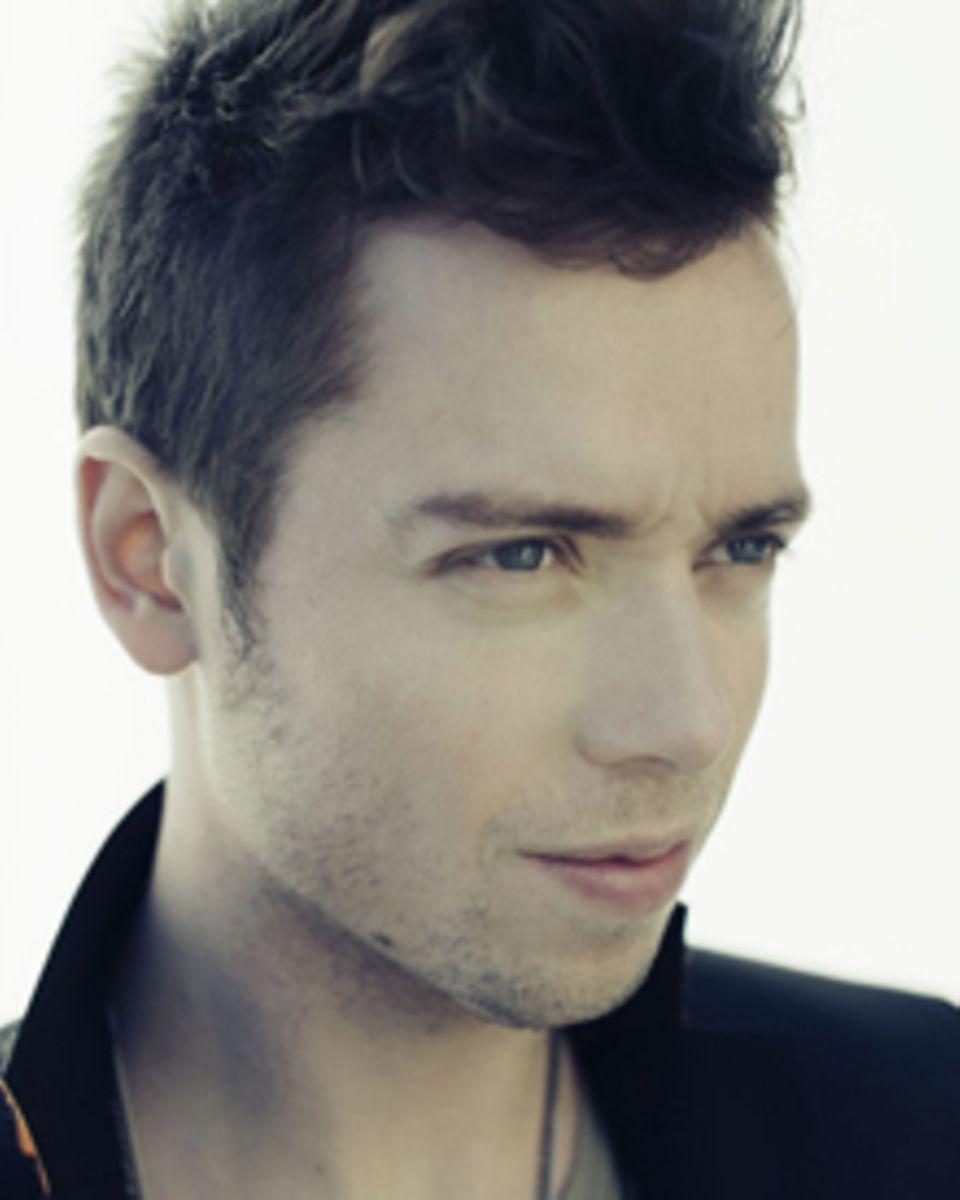 Dänischer Sänger und Songwriter Mads Langer