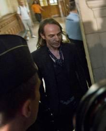 John Galliano musste sich gestern vor Gericht verantworten. Ihm werden antisemtische Beleidigungen vorgeworfen.