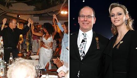 Der ewige Junggeselle und Partyhengst Fürst Albert wird Anfang kommenden Monats Charlene Wittstock heiraten.