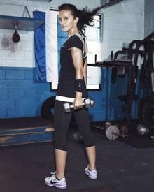 """Die Passform der Trainingsklamotten ist wichtig, sie müssen aber auch stylish sein, findet """"Nike""""-Testimonial und Nationalkicker"""