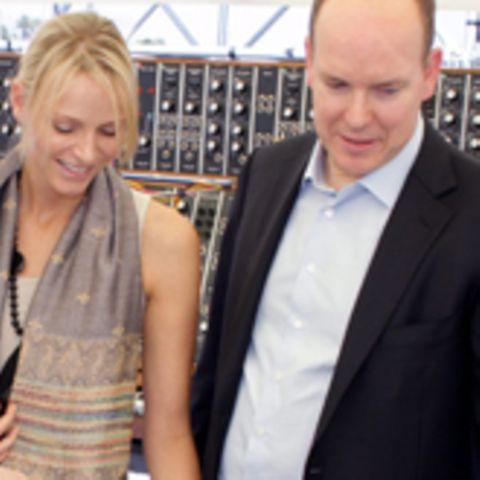 Charlene Wittstock + Fürst Albert II.