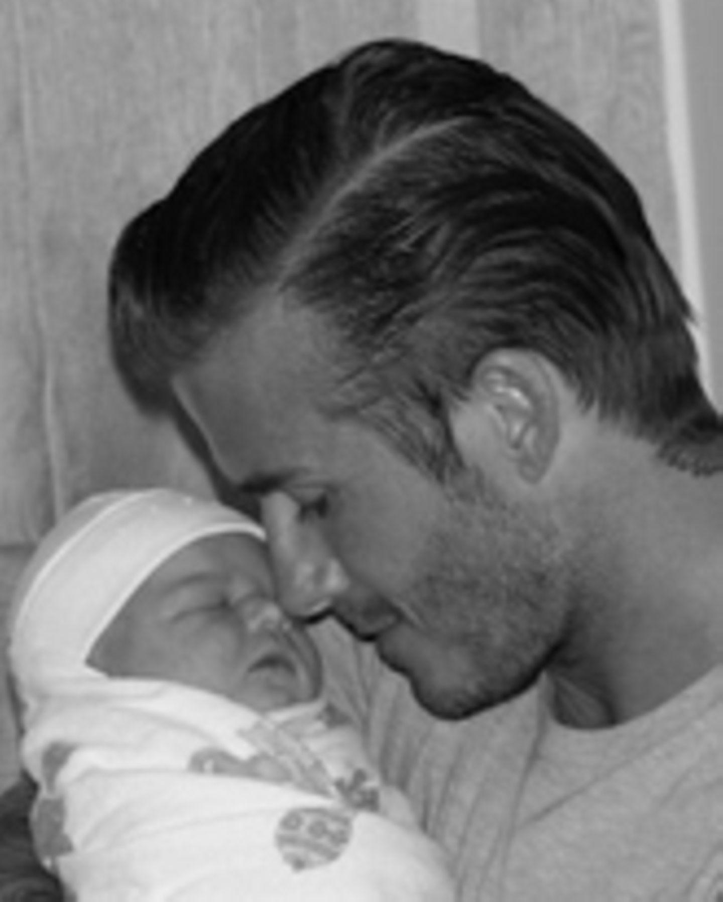 David Beckham, Victoria Bechkam