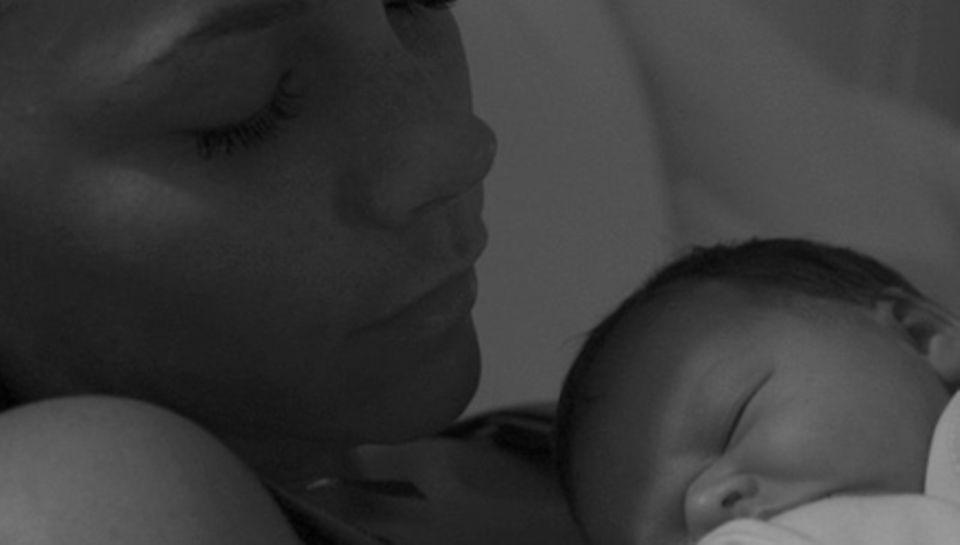 Victoria Beckham ist stolz auf ihre kleine Tochter.
