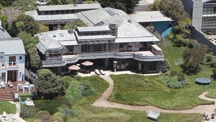 Familie Beckham haben das 28 Millionen Euro teure Strandanwesen von Regisseur steven Spielberg angemietet.