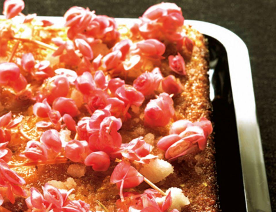 Clementinen-Kuchen