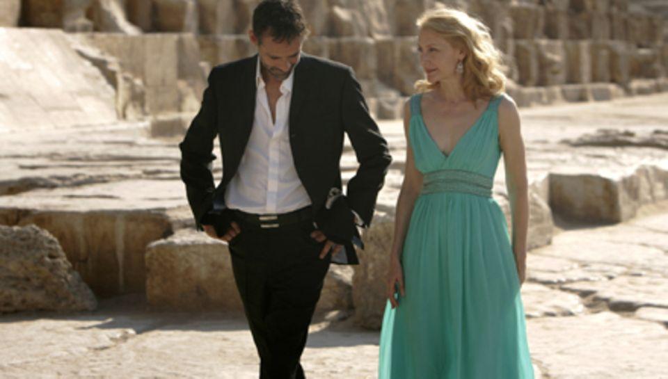 Eine verbotene Romanze: Tareq und Juliette entwickeln Gefühle füreinander.