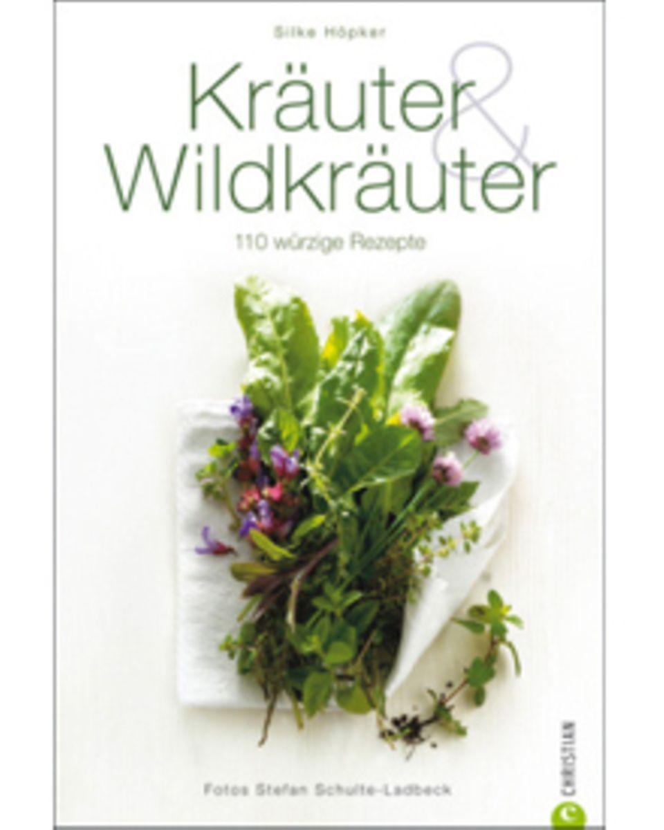 Autorin Silke Höpker stellt 110 würzige Rezepte vor und liefert darüber hinaus über 30 Kräutersteckbriefe mit allen wissenswerte
