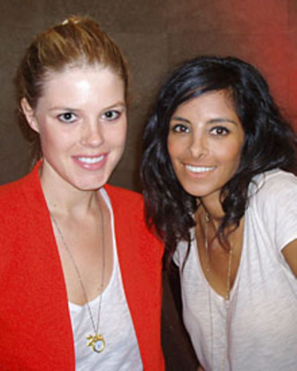 GALA-Redakteurin Anna-Lena Koopmann traf Collien Ulmen-Fernandes zum Frauengespräch.