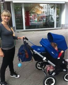 """Susan Sideropoulos und ihre zwei """"kleinen Prinzen"""": Nur zwölf Tage nach der Geburt wieder in engem Top unterwegs"""