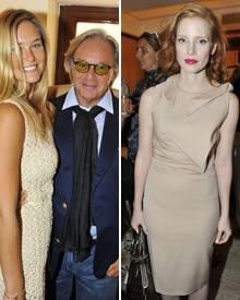 Das Luxuslabel Tod's präsentierte den Film über Mode-Ikone Diana Vreeland: Zur Premierenfeier empfing Diego Della Valle u.a. Bar