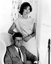 Jacqueline Kennedy, John F. Kennedy