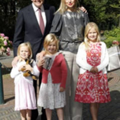 Hollands Königsfamilie