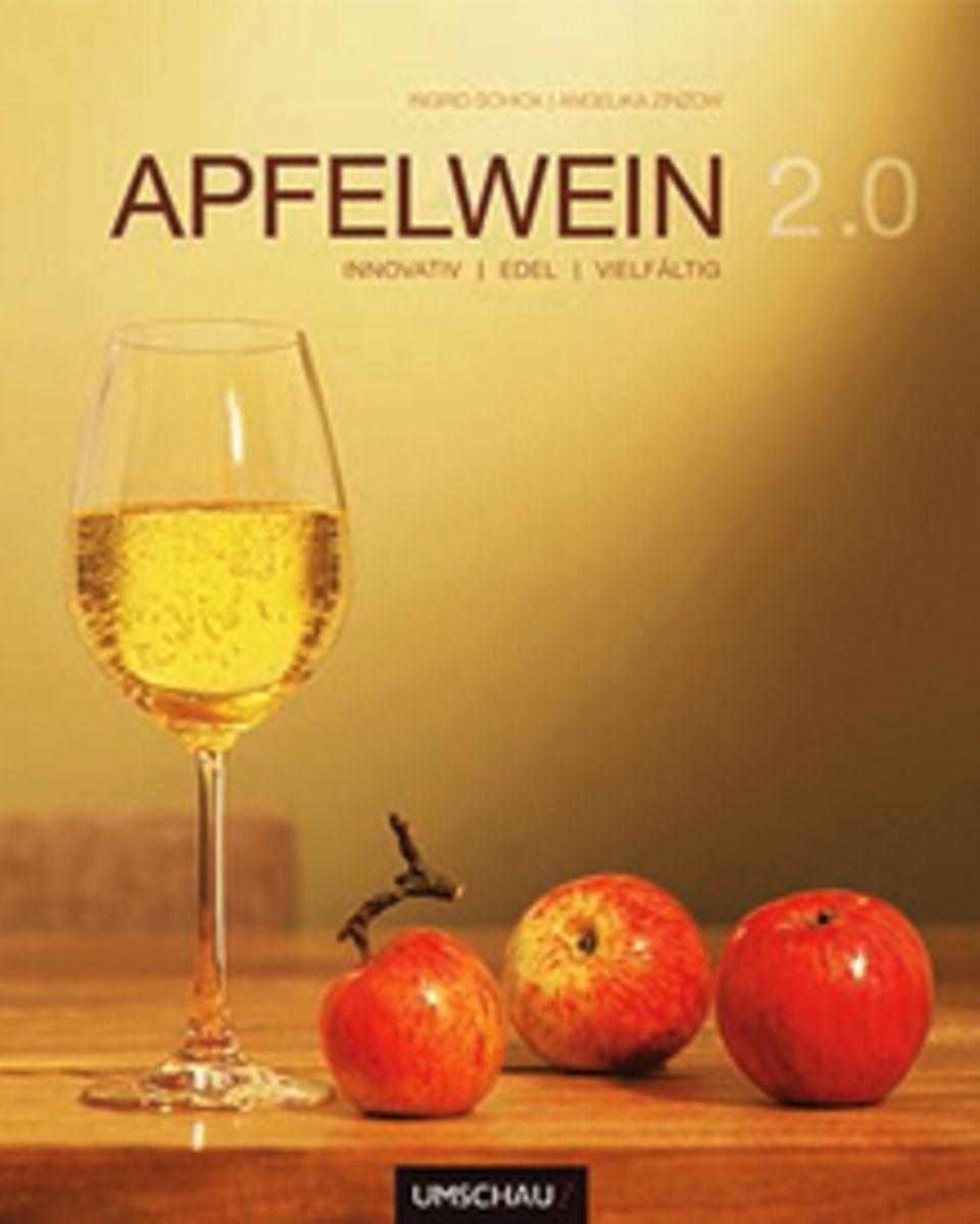 Mit Haute-Cuisine-Rezepten, umfangreicher Warenkunde und Geschichten rund um die Apfelweinkultur zeigen Ingrid Schick und Angeli