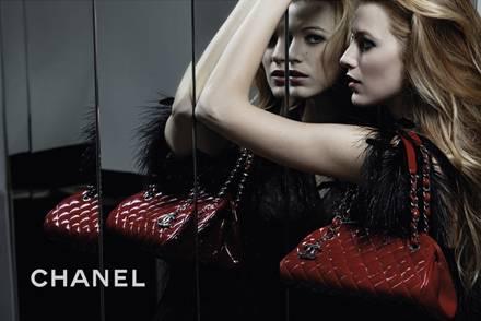 Testimonial: Als Werbegesicht für Chanel