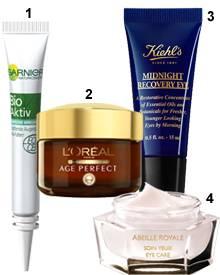 Weiter Augenpflegeprodukte