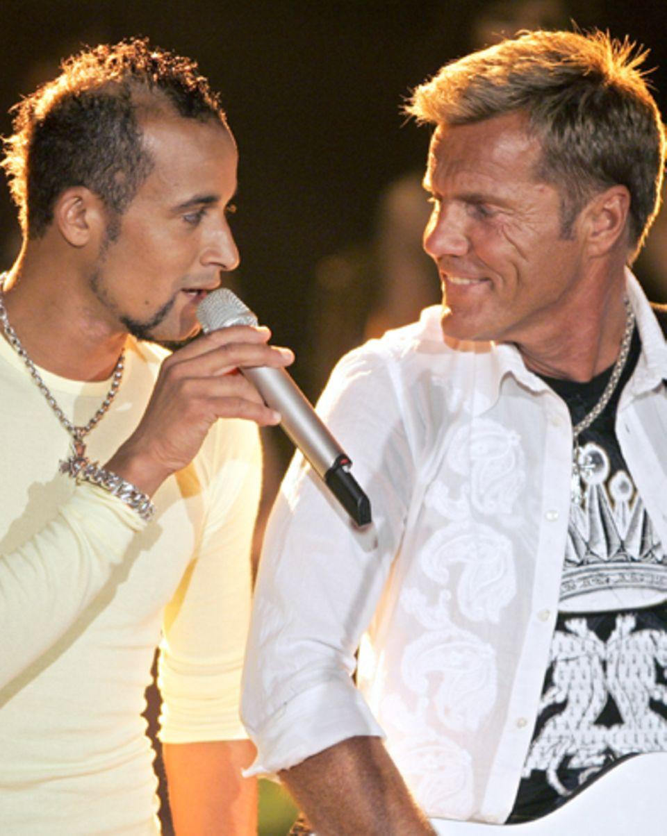 Mark Medlock + Dieter Bohlen