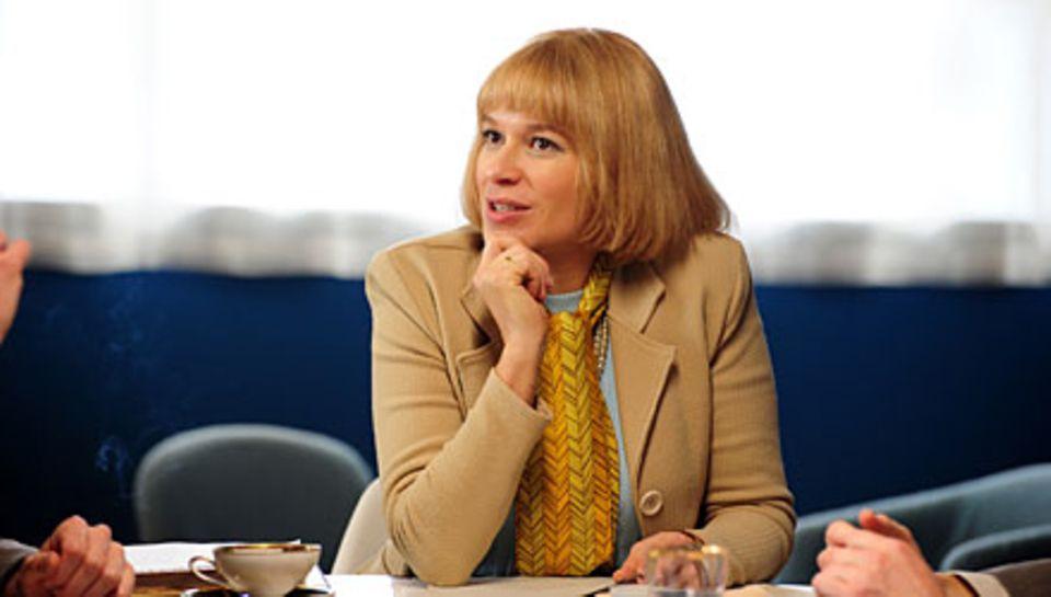 """Der Film """"Beate Uhse - Das Recht auf Liebe"""", in dem Franka Potente die patente Geschäftsfrau spielt, läuft am 9. Oktober um 20.1"""