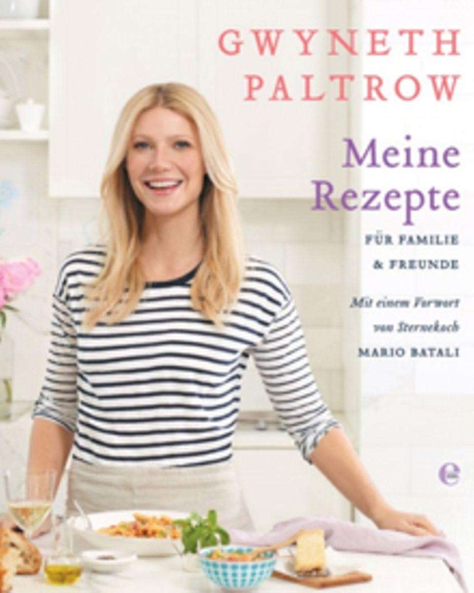 """Gwyneth Paltrow, """"Meine Rezepte für Familie & Freunde"""", Edel Germany, 272 Seiten, 24,95 Euro)"""