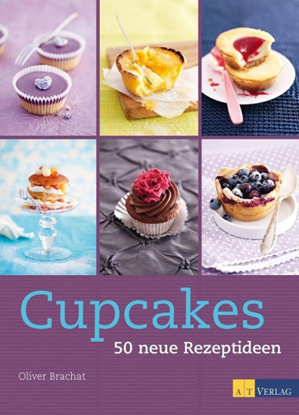 Cupcakes passen immer. Besonders wenn sie so liebevoll und vielseitig zubereitet werden wie vom Food-Fotografen und gelernten Ko