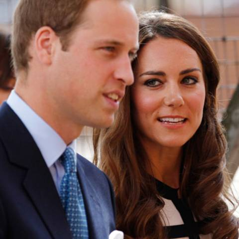 Prinz William, Catherine