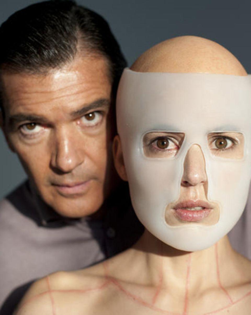 Antonio Banderas, Elena Anaya, Die Haut in der ich wohne