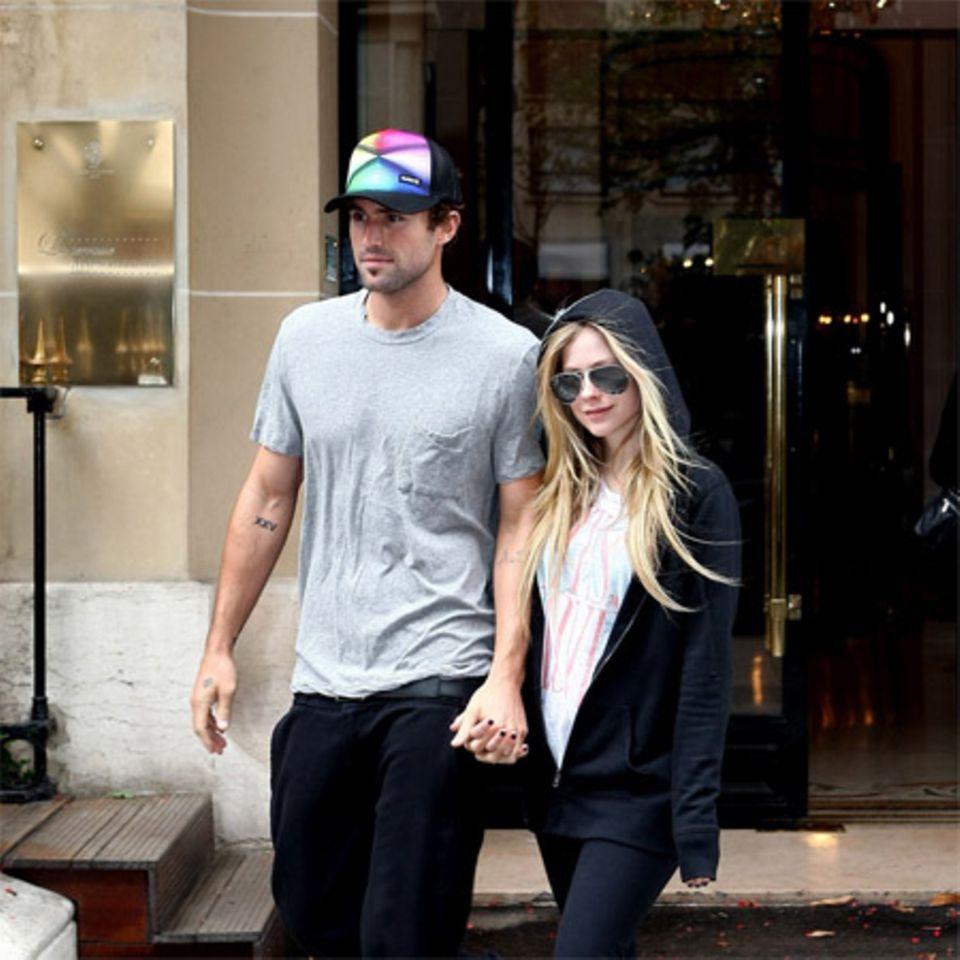 Avril Lavigne und Brody Jenner