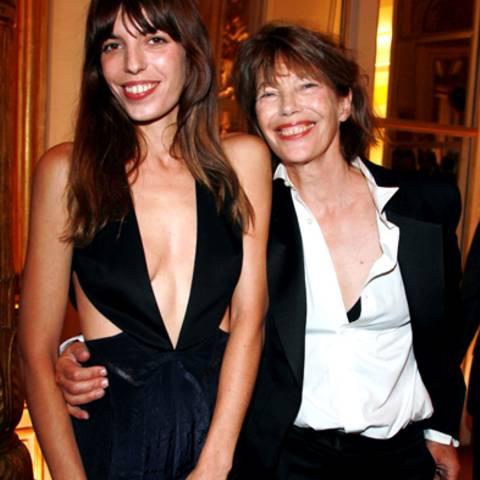 Lou Doillon und Jane Birkin - Nah am Vorbild
