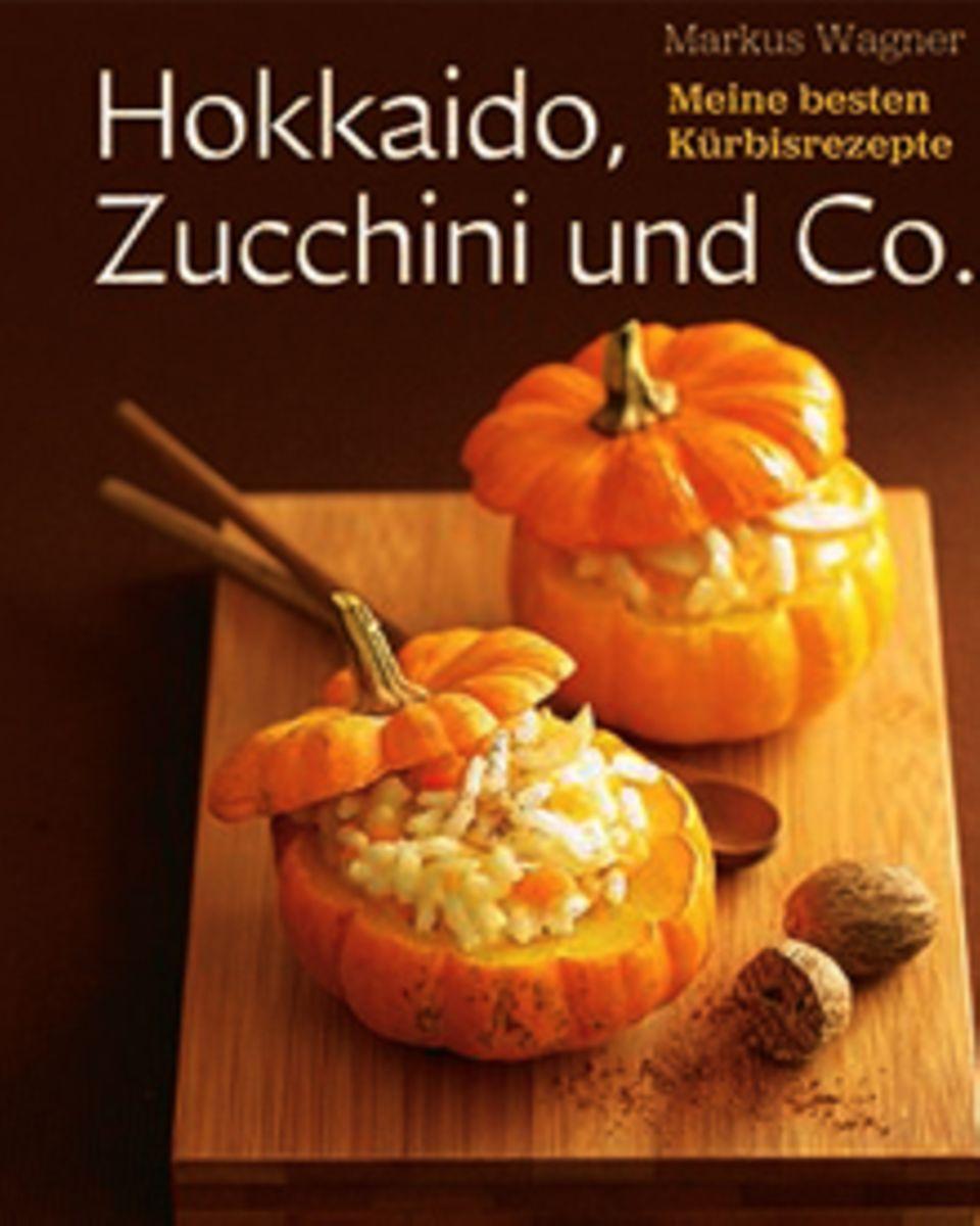 """Slow-Food-Fan Markus Wagner präsentiert die kulinarische Vielfalt der großen Beere - von """"Muskatkürbis-Suppe"""" bis """"Patisson-Püre"""