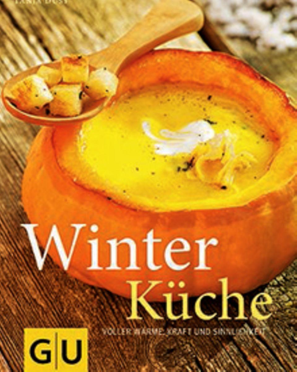 Wenn es draußen klirrend kalt ist, brauchen Herz und Magen etwas Warmes.  Kochbuchautorin Tanja Dusy zeigt mit 150 Rezepten, dass