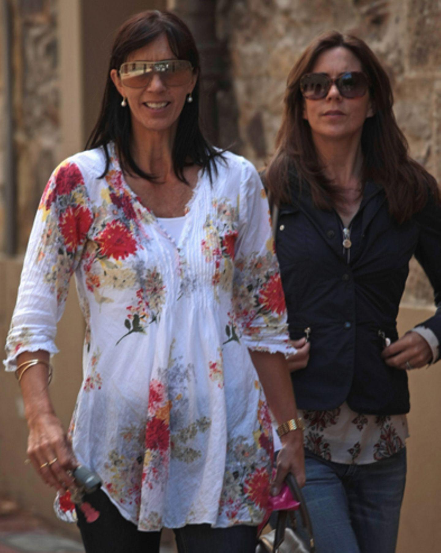 Jane und Prinzessin Mary