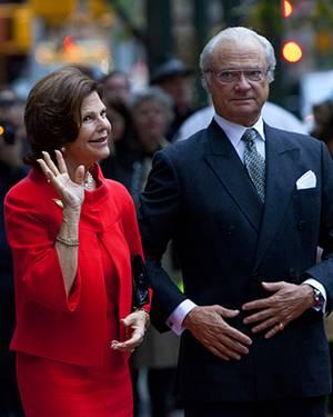 Der Rotlicht-Skandal um König Carl Gustaf belastet seine Ehe mit Königin Silvia - die trotz allem Haltung bewahrt. Was die beide