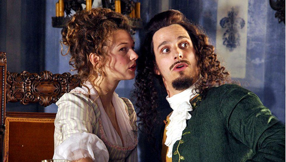 Max von Thun ist zurzeit in zwei Kinofilmen zu sehen. Als Mozart-Librettist                                        Emanuel Schikaneder brilliert er in Marcus H. Rosen